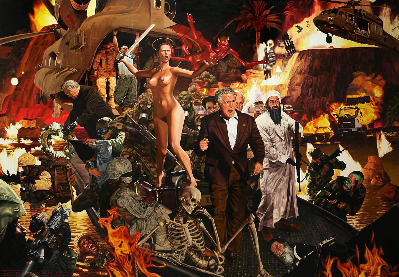 http://2.bp.blogspot.com/_mbJC2OzmENs/SxJCA2suyhI/AAAAAAAALGA/dv-IFtalsOw/s1600/George+W+Bush+Leading+the+War+of+Terror+-+2007+Jeffrey+Isaac.jpg