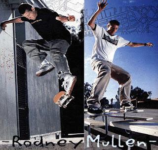 Rodeny Mullen,mullen style,skateboard hebat