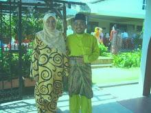 < My mom n My dad