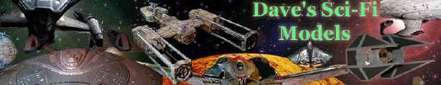 Dave's Sci-Fi Models
