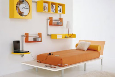 Contemporary Orange