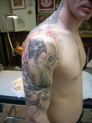 Saint Tattoo, voted Best Tattoo Parlor in 2009