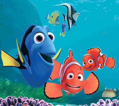 dory and nemo. summary Finding Nemo