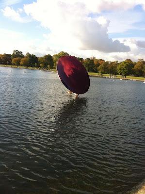 Kensington Gardens, Sky Mirror