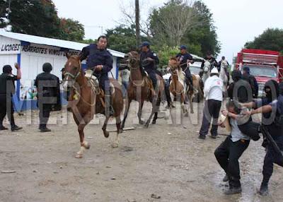 Miguel Hidalgo invasion