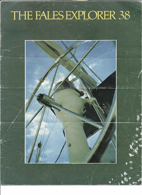 Fales Explorer Sailboat Brochure Page 1