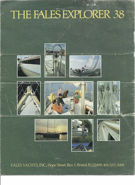Fales Explorer Sailboat Brochure Page 6