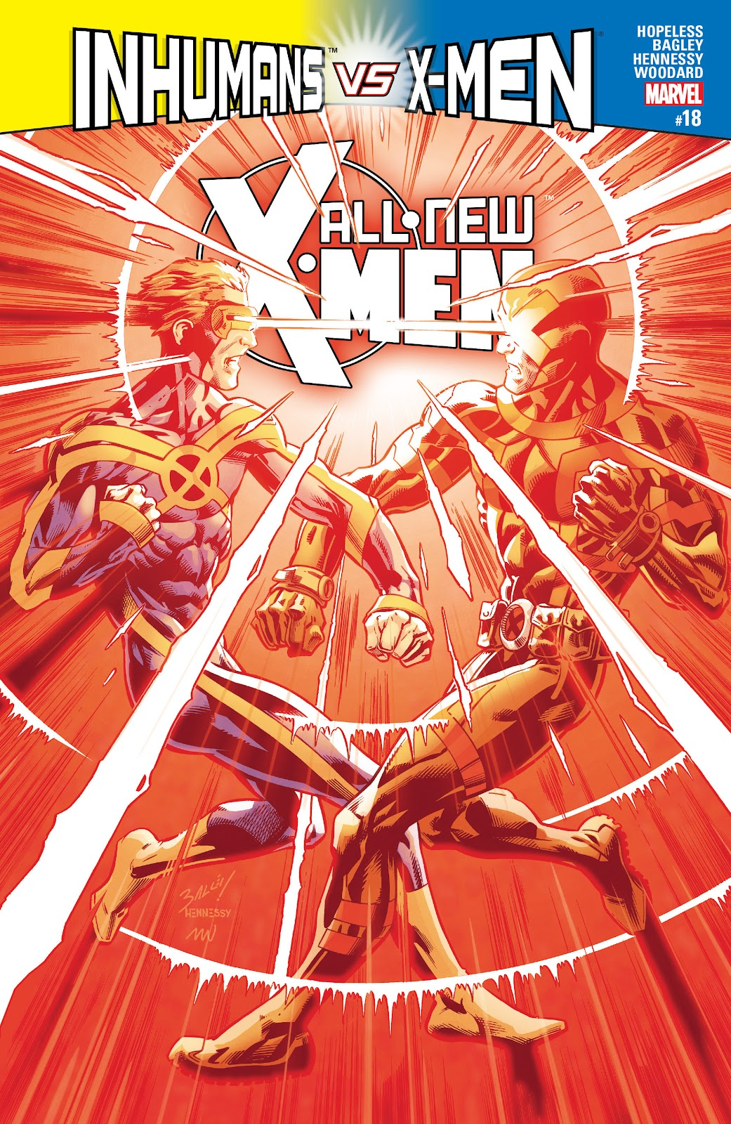 All-New X-Men (2016) Issue #18 #20 - English 1
