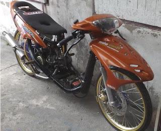 motor drag Matik