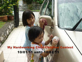 My Hardworking Child/Children Contest