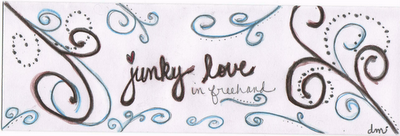 junky love in freehand