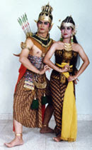 Balet_Ramayana traditional ballet dancing performance