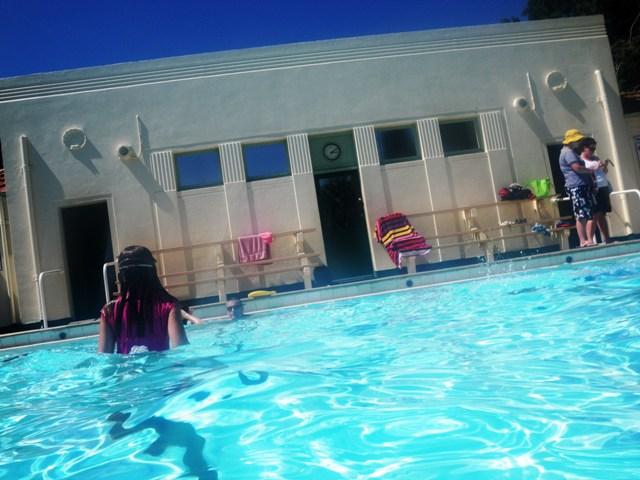 Swimming Pool Stories Manuka Pool Celebrates 80 Summers