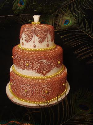 Henna Cake Sonal J Shah Event Consultants Llc