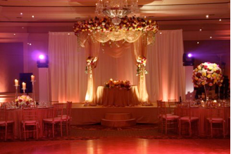 Importance of Pipe and Drape - Sonal J. Shah Event Consultants, LLC.