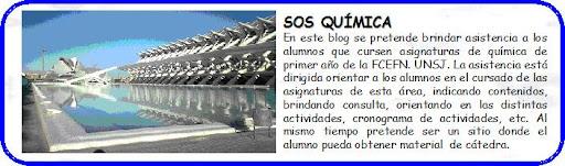 SOS QUIMICA