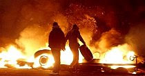 Herrgården fires