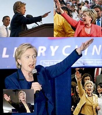 Nazi Hillary