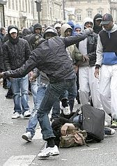 Paris riots 2
