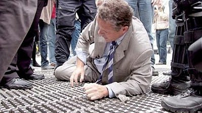 Frank Vanhecke, Schumann Square, Sept. 11 2007