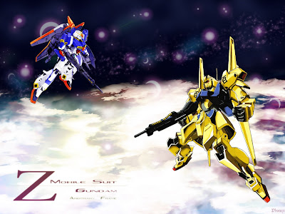 gundam wing wallpaper