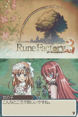 rune factory 3 screenshots