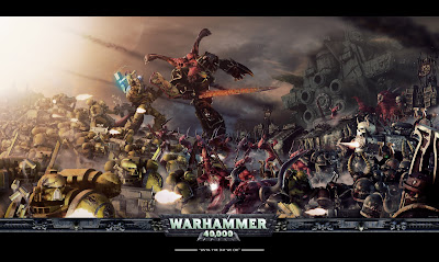 Warhammer 40k: Dawn of War desktop