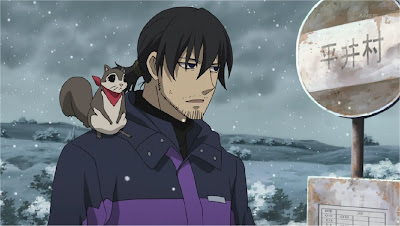 Darker Than Black Ryusei no Gemini