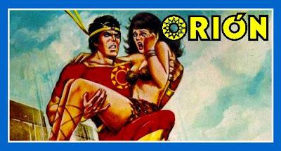 Orion - el atlante: revista que hizo historia