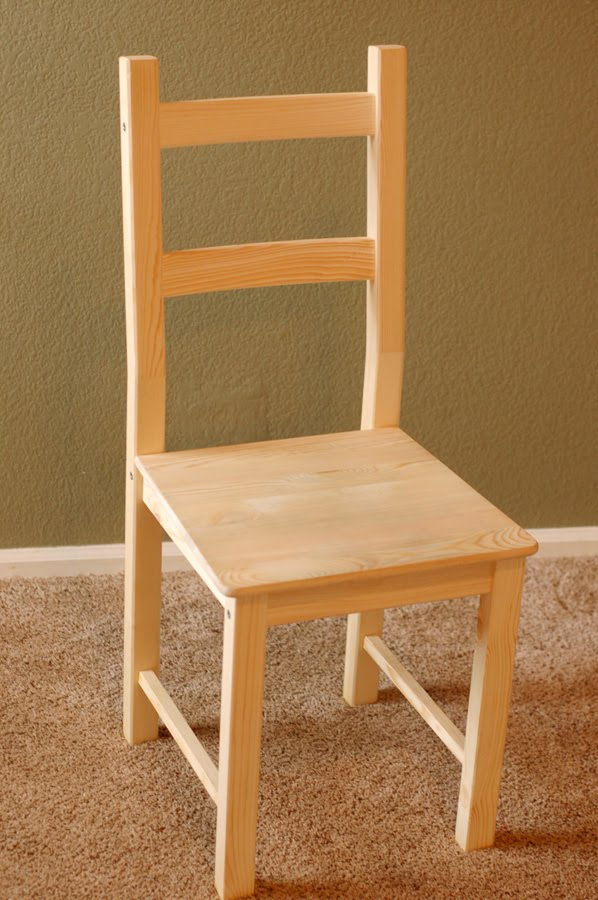 Then She Made My Chairs