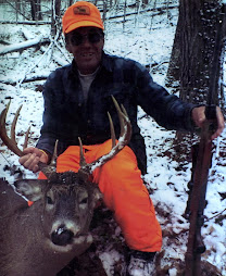 Bob with Deer from Quietwoods