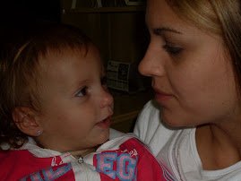 Minha sobrinha Dudu e eu ..