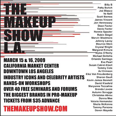 The Makeup Show – LA
