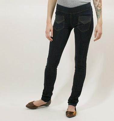 ThisThatBeauty Trend Spotting: Spray-on Denim Leggings