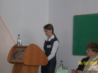 Новости НГАУ. Победительница Всеукраинского конкурса студенческих научных работ по направлению Зоотехния.