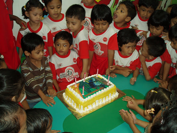 haziq 5th birthday