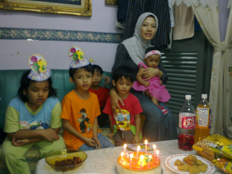 surprised besday haziq n aariz 2010