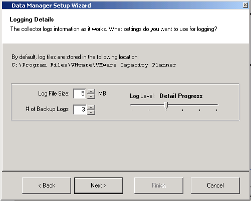 vmware capacity planner install and configure guide