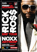 24.12.2010 RICK ROSS LIVE IN CONCERT @ NOXX ANTWERP