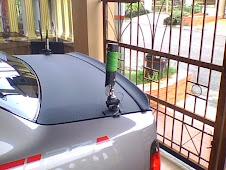 HF Mobile Antenna