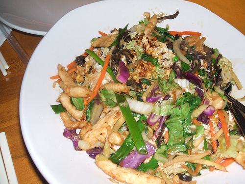 Common Goods: Good Dish: Mu Shu Chicken