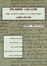 Compilación de Plabras con vida