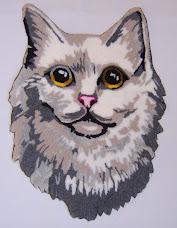 Webster Craft Large Cat's Head Design