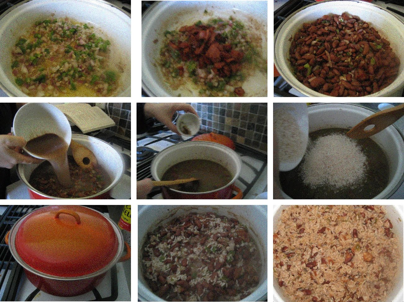 beans red beans and rice red beans rice cuban beans and rice red beans ...