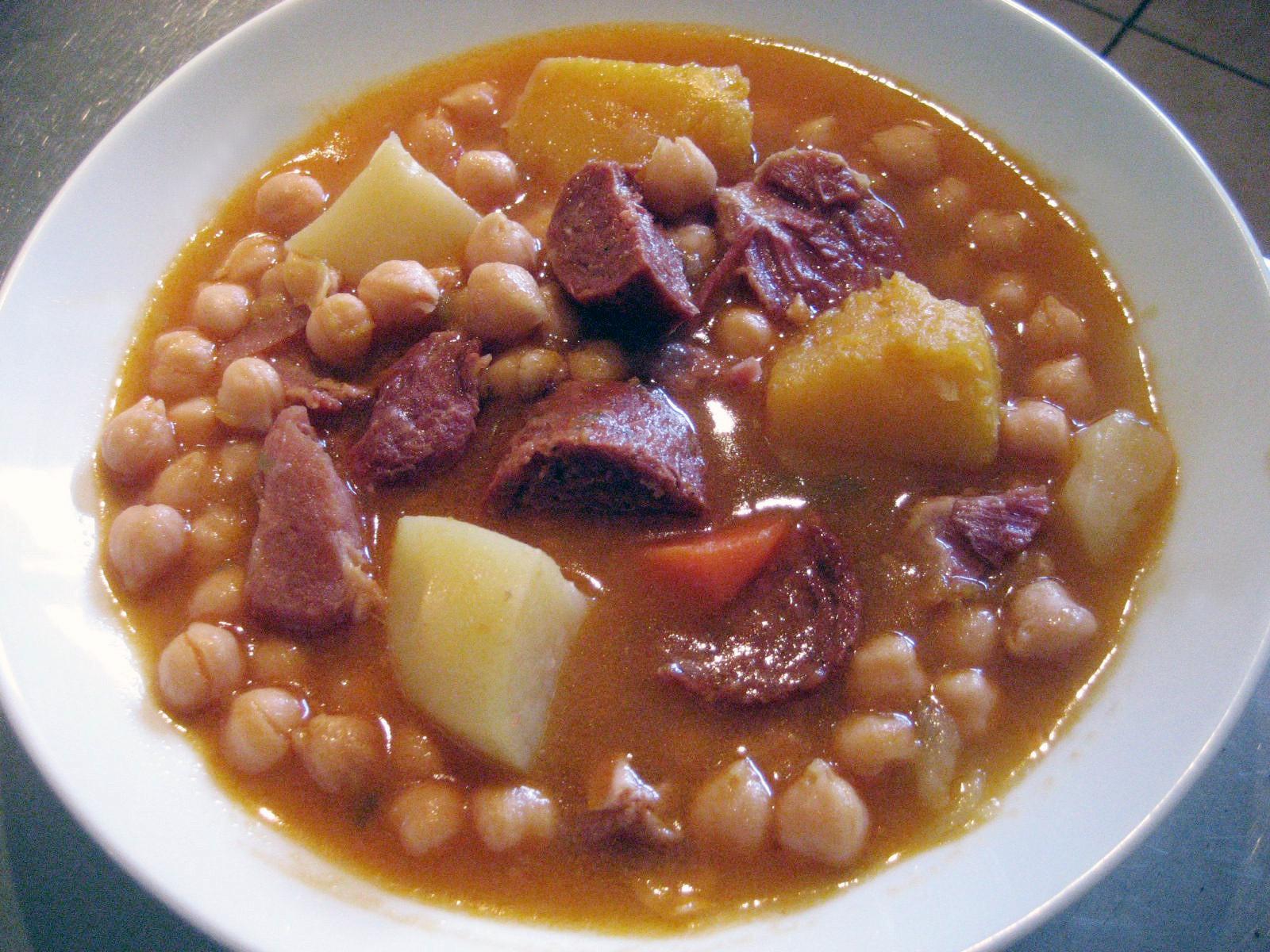 recipe: cuban soup recipes with garbanzo beans [8]