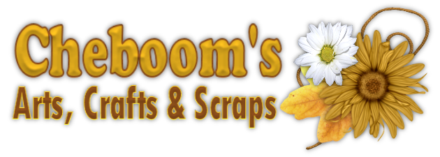 cheboom's arts, crafts & scraps