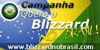 Blizzard no Brasil