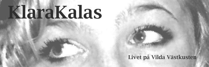 KlaraKalas - Livet på vilda västkusten