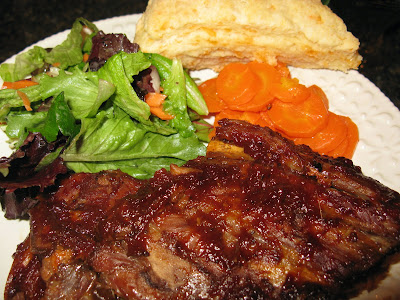 From My Table To Yours: Honey Garlic Ribs