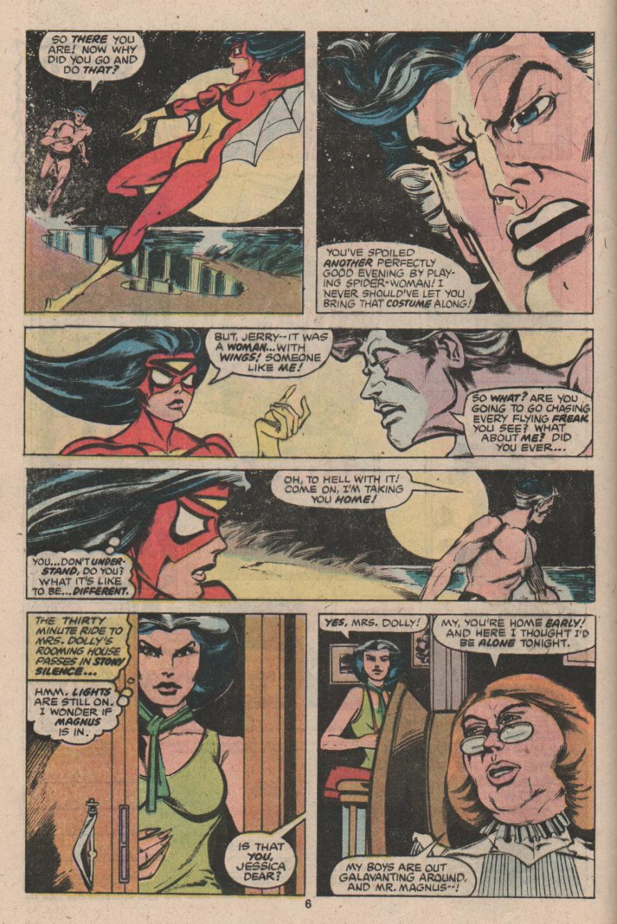 Spider-Woman (1978) Issue #10 #10 - English 5
